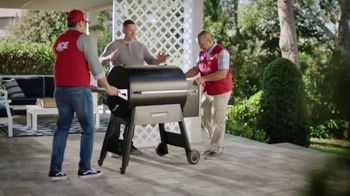 ACE Hardware TV Spot, 'Free Assembly and Delivery: Grills' - Thumbnail 4