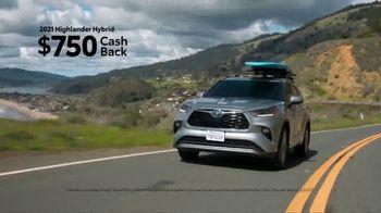 Toyota TV Spot, 'Take the Long Way' [T2] - Thumbnail 7
