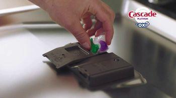 Cascade Platinum + OXI TV Spot, 'Mucha gente pregunta' [Spanish] - Thumbnail 4