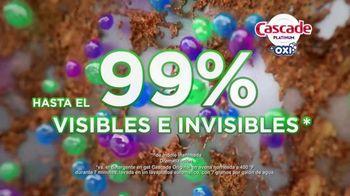 Cascade Platinum + OXI TV Spot, 'Mucha gente pregunta' [Spanish] - Thumbnail 6