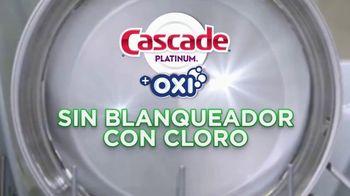 Cascade Platinum + OXI TV Spot, 'Mucha gente pregunta' [Spanish] - Thumbnail 8