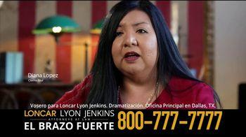 Loncar & Associates TV Spot, 'Accidente automovilístico' [Spanish]