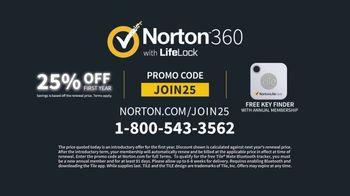 Norton 360 With LifeLock TV Spot, 'Testimonials Norton V1 HB' - Thumbnail 9