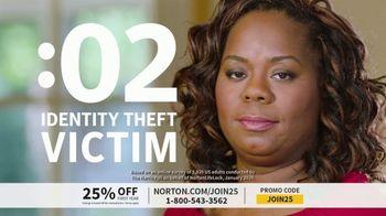 Norton 360 With LifeLock TV Spot, 'Testimonials Norton V1 HB' - Thumbnail 2