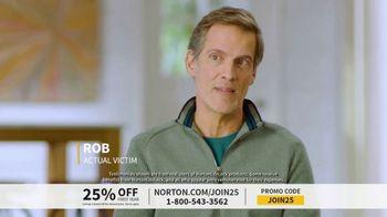 Norton 360 With LifeLock TV Spot, 'Testimonials Norton V1 HB' - Thumbnail 3