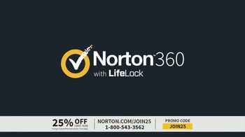 Norton 360 With LifeLock TV Spot, 'Testimonials Norton V1 HB' - Thumbnail 5