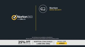 Norton 360 With LifeLock TV Spot, 'Testimonials Norton V1 HB' - Thumbnail 6