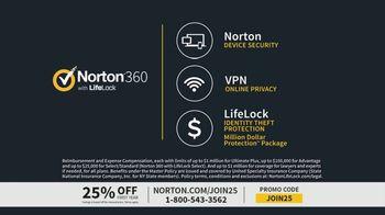 Norton 360 With LifeLock TV Spot, 'Testimonials Norton V1 HB' - Thumbnail 7