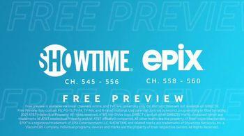 DIRECTV TV Spot, 'Showtime and EPIX Free Preview' - Thumbnail 10