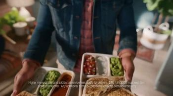 Chipotle Mexican Grill Quesadilla TV Spot, 'A Whole New Way: Pickup or $1 Delivery' - Thumbnail 10