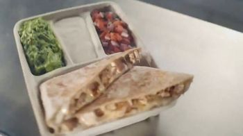 Chipotle Mexican Grill Quesadilla TV Spot, 'A Whole New Way: Pickup or $1 Delivery' - Thumbnail 6