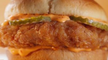 McDonald's  $6 Meal TV Spot, 'Crispy Chicken Sandwich: Crispy, Juicy, Tender'