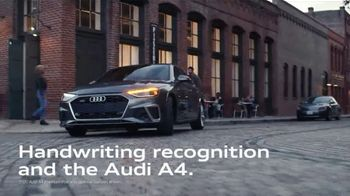 Spring of Audi TV Spot, 'Touch and Go' [T2] - Thumbnail 6
