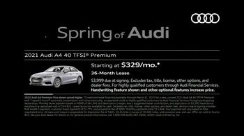 Spring of Audi TV Spot, 'Touch and Go' [T2] - Thumbnail 7