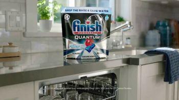 Finish Quantum TV Spot, 'Up to 20 Gallons' - Thumbnail 4