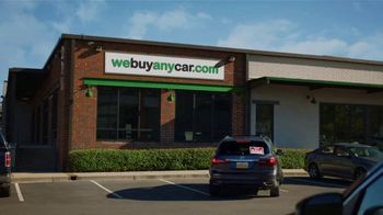 We Buy Any Car TV Spot, 'Big Plans' - Thumbnail 1