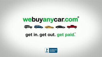 We Buy Any Car TV Spot, 'Big Plans' - Thumbnail 10