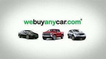 We Buy Any Car TV Spot, 'Big Plans' - Thumbnail 6