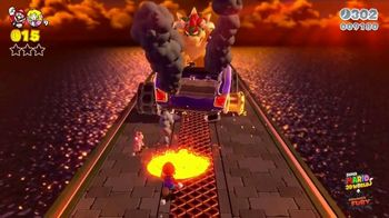 Super Mario 3D World + Bowser's Fury TV Spot, 'Nickelodeon: Kids' Choice Awards Takeover' - Thumbnail 6