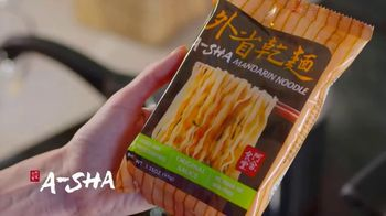 A-Sha Dry Noodles TV Spot, 'Expand Your Culinary Range' Featuring Kevin Harrington - Thumbnail 3