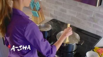 A-Sha Dry Noodles TV Spot, 'Expand Your Culinary Range' Featuring Kevin Harrington - Thumbnail 5