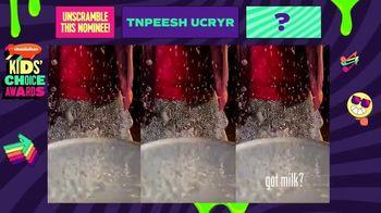 Got Milk TV Spot, '2021 Nickelodeon Kids' Choice Awards: Drum Solo' - Thumbnail 8