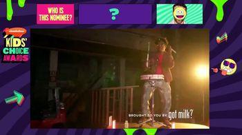Got Milk TV Spot, '2021 Nickelodeon Kids' Choice Awards: Drum Solo' - Thumbnail 2