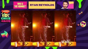 Got Milk TV Spot, '2021 Nickelodeon Kids' Choice Awards: Drum Solo' - Thumbnail 4