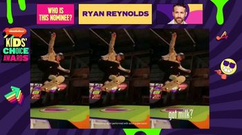 Got Milk TV Spot, '2021 Nickelodeon Kids' Choice Awards: Drum Solo' - Thumbnail 5