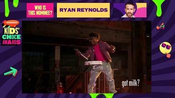 Got Milk TV Spot, '2021 Nickelodeon Kids' Choice Awards: Drum Solo' - Thumbnail 6