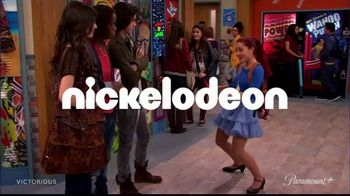 Paramount+ TV Spot, 'Nickelodeon Hits Streaming on Paramount+' Song by Manu Dibango