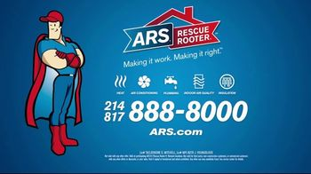 ARS Rescue Rooter TV Spot, 'Can't Keep You Cool: $69 A/C Tune-Up' - Thumbnail 10