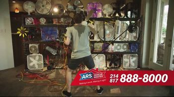 ARS Rescue Rooter TV Spot, 'Can't Keep You Cool: $69 A/C Tune-Up' - Thumbnail 2