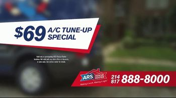 ARS Rescue Rooter TV Spot, 'Can't Keep You Cool: $69 A/C Tune-Up' - Thumbnail 4