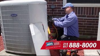 ARS Rescue Rooter TV Spot, 'Can't Keep You Cool: $69 A/C Tune-Up' - Thumbnail 9