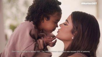Nurtec ODT TV Spot, 'Hide in the Dark' Featuring Khloé Kardashian