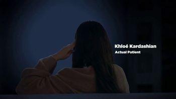 Nurtec ODT TV Spot, 'Hide in the Dark' Featuring Khloé Kardashian - Thumbnail 2