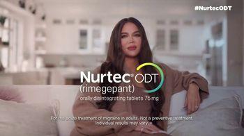 Nurtec ODT TV Spot, 'Hide in the Dark' Featuring Khloé Kardashian - Thumbnail 4