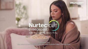 Nurtec ODT TV Spot, 'Hide in the Dark' Featuring Khloé Kardashian - Thumbnail 5