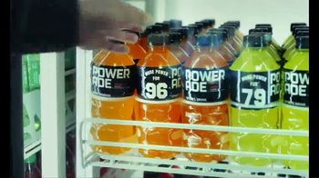 Powerade TV Spot, 'Power in Numbers: More Gold Than Midas' - Thumbnail 9