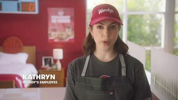 Wendy's Breakfast TV Spot, 'Reggie With the W' Featuring Reggie Miller, Kenny Smith - Thumbnail 2