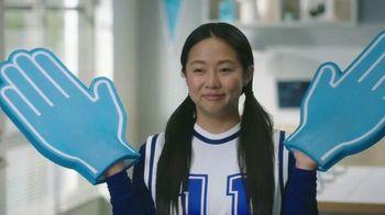 AT&T Wireless 5G TV Spot, 'Foam Hands: Mask' - Thumbnail 7
