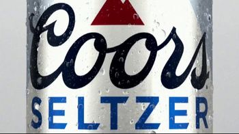 Coors Seltzer TV Spot, 'America Has a New Thirst Trap' Song by Paul Anka - Thumbnail 1