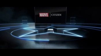 Citizen Watch TV Spot, 'Super Titanium Armor: The Falcon and The Winter Soldier'