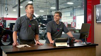 Tire Kingdom TV Spot, 'Two Advisors: $100 Mastercard Prepaid, $70 Visa Reward' - Thumbnail 10