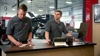 Tire Kingdom TV Spot, 'Two Advisors: $100 Mastercard Prepaid, $70 Visa Reward' - Thumbnail 2