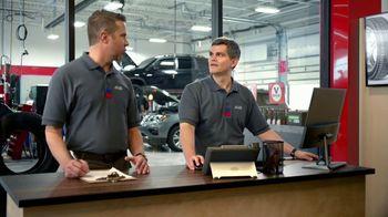 Tire Kingdom TV Spot, 'Two Advisors: $100 Mastercard Prepaid, $70 Visa Reward' - Thumbnail 6