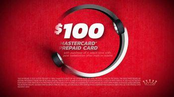 Tire Kingdom TV Spot, 'Two Advisors: $100 Mastercard Prepaid, $70 Visa Reward' - Thumbnail 7