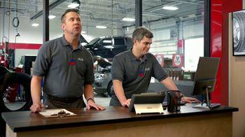 Tire Kingdom TV Spot, 'Two Advisors: $100 Mastercard Prepaid, $70 Visa Reward' - Thumbnail 9