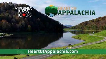 Heart Of Appalachia Tourism Authority TV Spot, 'Heart Pounding Adventure' - Thumbnail 10